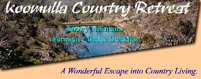 Koomulla Country Retreat - Accommodation QLD