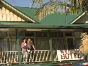 The Eltham Hotel  - Accommodation QLD