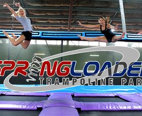 Springloaded Trampoline Park - Accommodation QLD