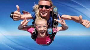 Skydive Oz Canberra - Accommodation QLD