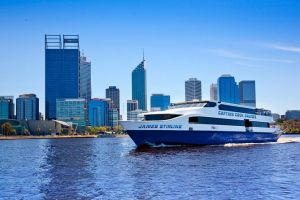 Fremantle Lunch Cruise - Accommodation QLD