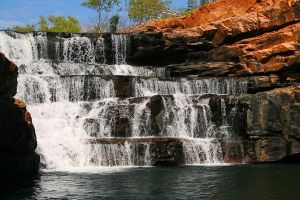 Gorgeous Gorges Tour - Windjana  Bell Gorge Mt Hart Cape Leveque - Accommodation QLD