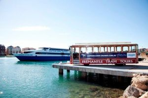 Perth Lunch Cruise including Fremantle Sightseeing Tram Tour - Accommodation QLD