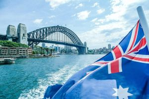 Australia Day Lunch and Dinner Cruises On Sydney Harbour with Sydney Showboats - Accommodation QLD