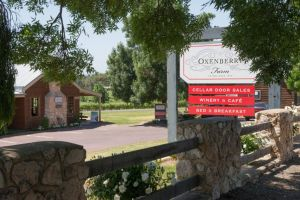 OXENBERRY FARM - Accommodation QLD
